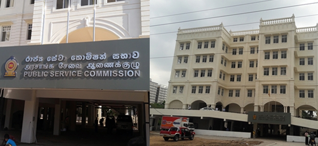 Opening Ceremony of Office Building at Public Service Commission, Battaramulla